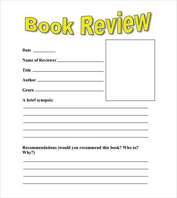 book report template word - Demireagdiffusion