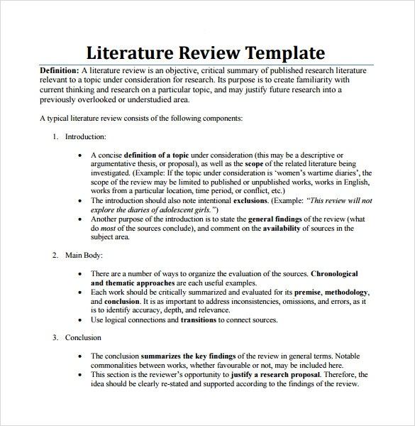 Problem and Review of Related Literature Essay Sample