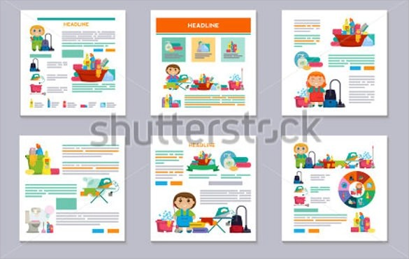 House Cleaning Flyer Template - 9+ Download Documents in PSD, Vector EPS - house cleaning flyer template
