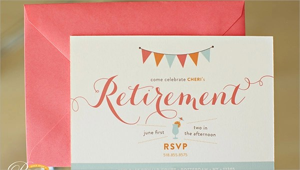 11+ Retirement Party Flyer Templates to Download Sample Templates
