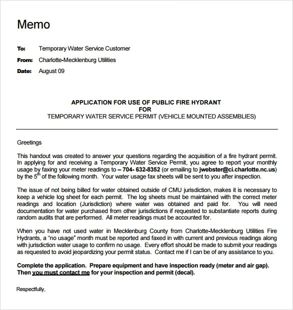 8+ Sample Professional Memo Templates Sample Templates - Professional Memo Template