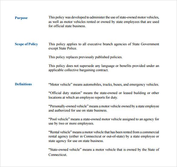 Sample Interoffice Memo - 6+ Documents In PDF, Google Docs