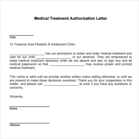 authorization letter to get medical records - Minimfagency - authorization for medical records