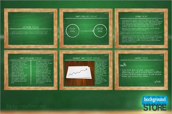 8 Education Power Point Templates \u2013 Samples, Examples  Format