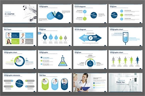 Medical PowerPoint Templates \u2013 7+ Samples , Examples , Format