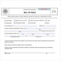 utah bill of sale