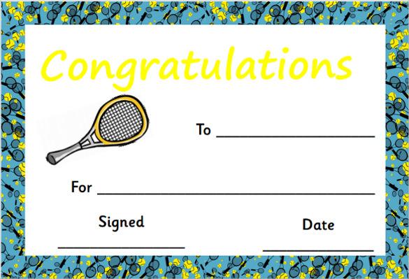 23+ Congratulations Certificate Templates Sample Templates