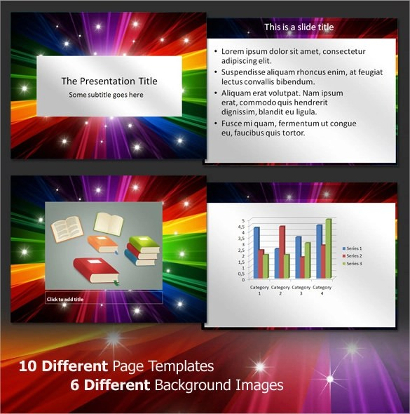 6+ Professional Power Point Templates \u2013 Sample, Example, Format