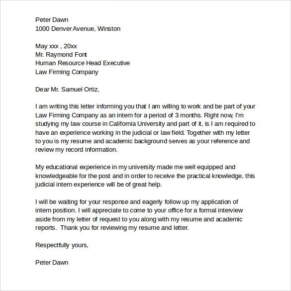 Oci cover letter Homework Academic Service - oci cover letter