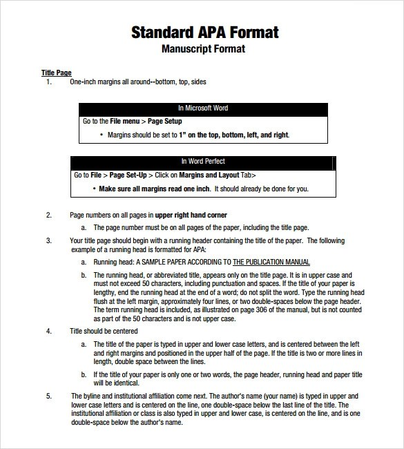 Apa format for documentary Custom paper Academic Service