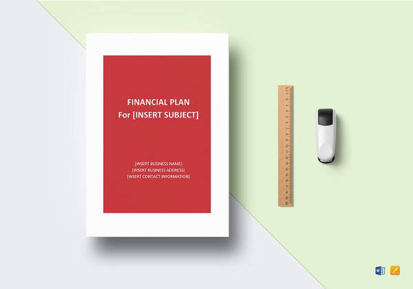 8+ Sample Budget Plans \u2013 PDF, DOC Sample Templates - financial plan template word