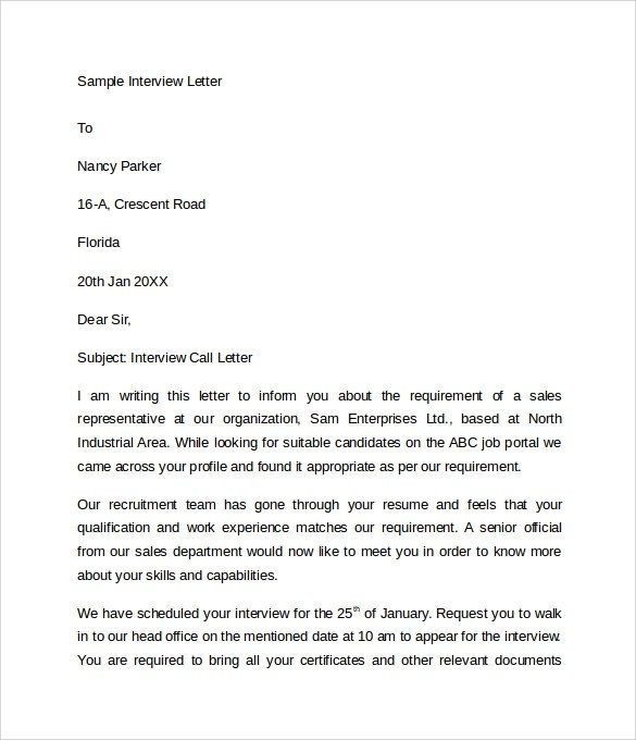 Sample Letter of Explanation - 8+ Documents In Word