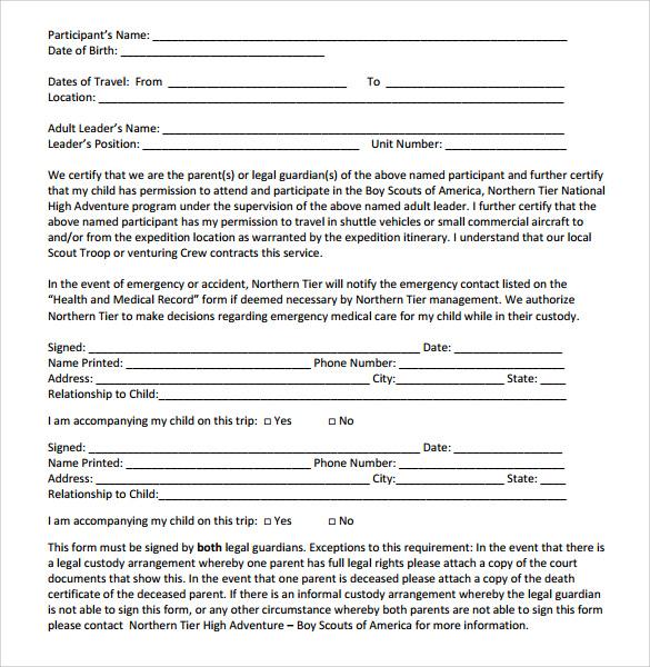 Sample BSA Medical Form - 5+ Free Documents Download in PDF, Word - bsa medical form