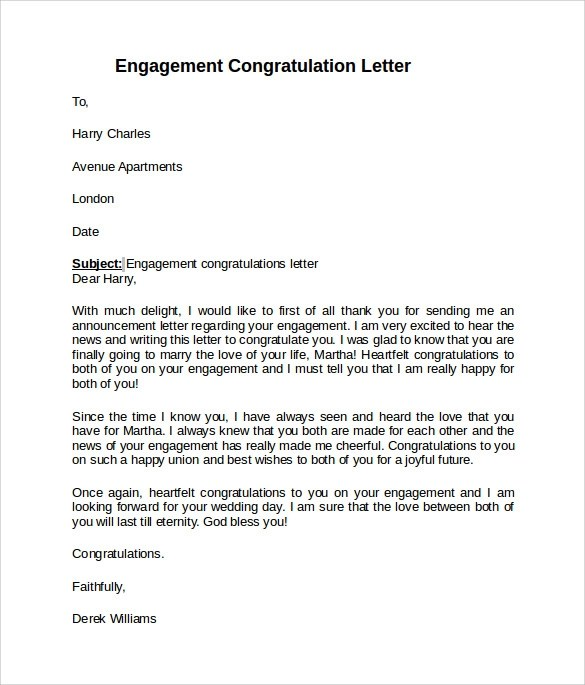 Sample Agreement Letter For Consulting Services | Subject Verb