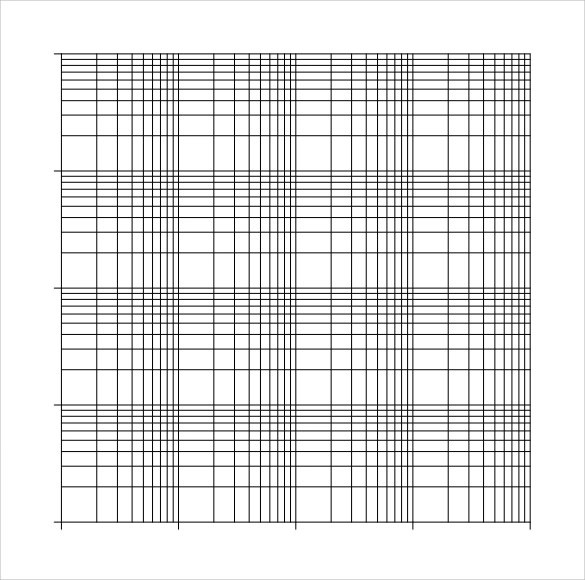 ... Sample Log Graph Paper   6+ Documents In PDF, Word   Cartesian Graph  Paper ...  Graph Paper Sample