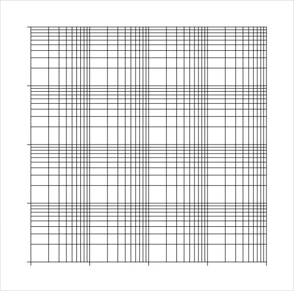 log scale graph paper
