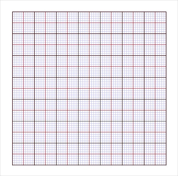 9 Incompetech Graph Paper Templates to Download for Free Sample - standard graphing paper