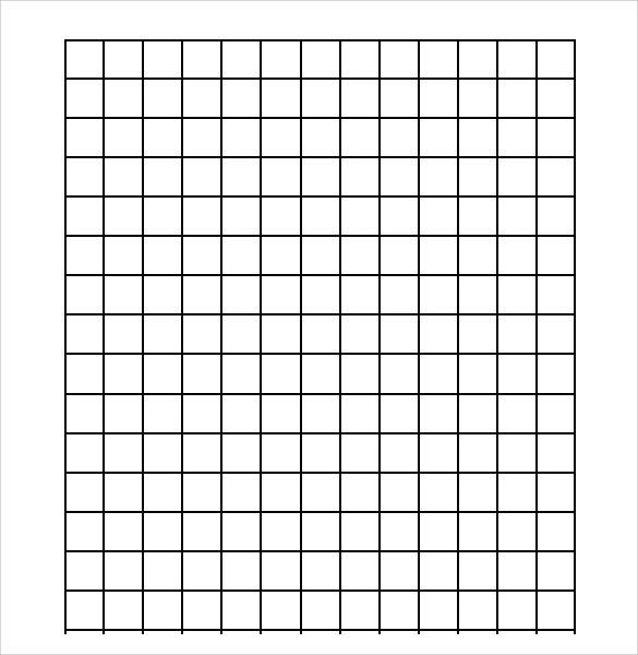 Doc415539 Printable Blank Graph Paper Free Graph Paper – Graph Paper Template