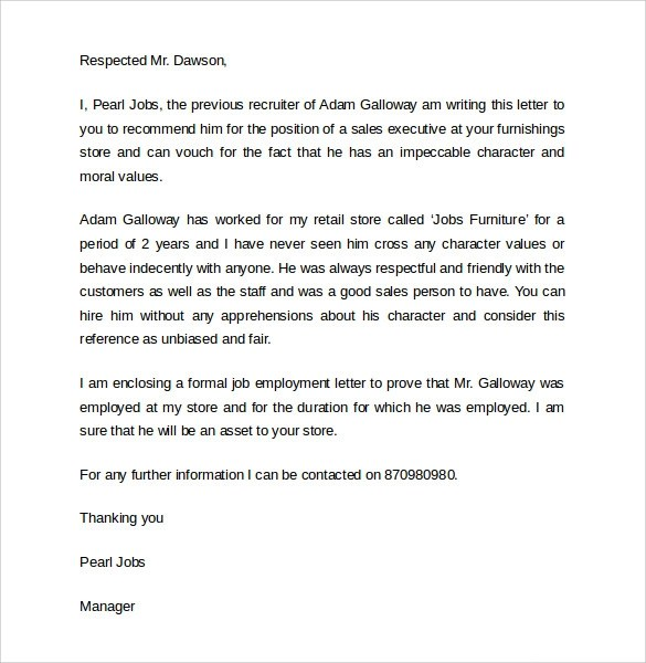 A Guide To Writing Recommendation Letters Thoughtco Work Reference Letter –7 Free Samples Examples And Formats