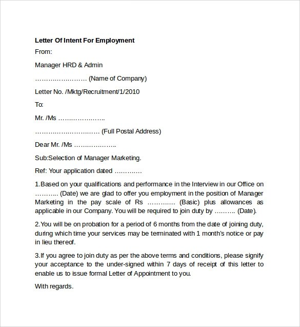 Job Reference Template Example Job Sheet Template 22 Free Word Excel Pdf Documents 7 Letter Of Intent For Employment Templates To Download