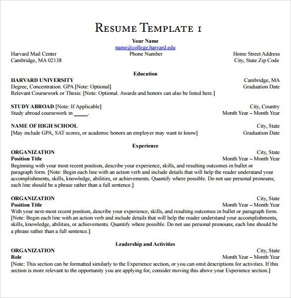 Job Application Cover Letter - 8 + Samples , Examples \ Formats - employment application cover letter