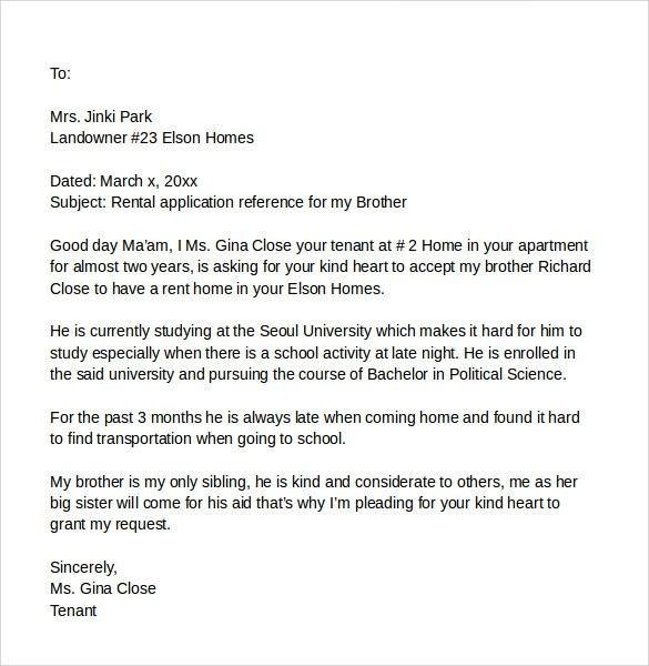 Application Cover Letters-9+ Samples , Examples  Format