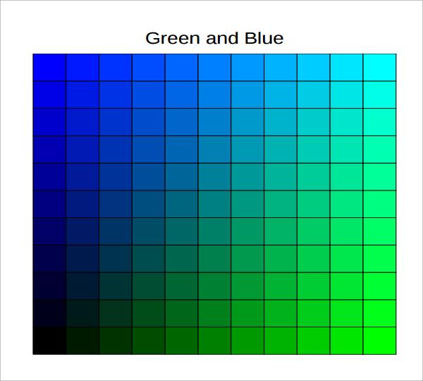 Color Wheel RGB Color Model Color Chart Web Colors Footballsrgb