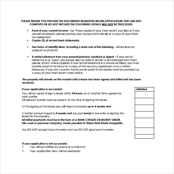 10+ Rental Ledger Templates \u2013 PDF Sample Templates