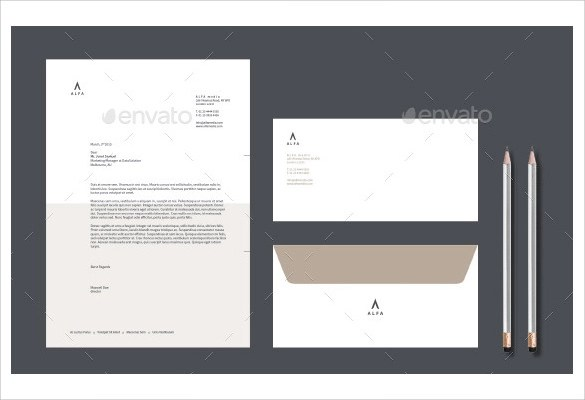 corporate envelope template - Pablopenantly - sample 5x7 envelope template