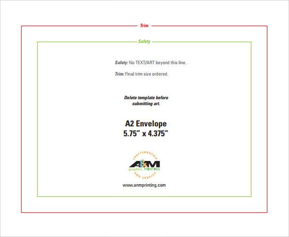 EnvelopeTemplate01 Templates Pinterest Envelopes Template DIY - sample 5x7 envelope template