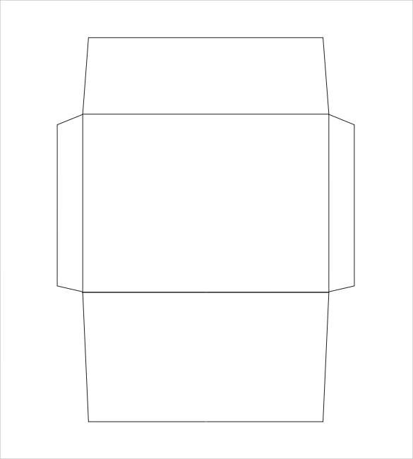 5x7 Envelope Template 5×7 Mailing Envelope Template Download 5×7 - sample 5x7 envelope template