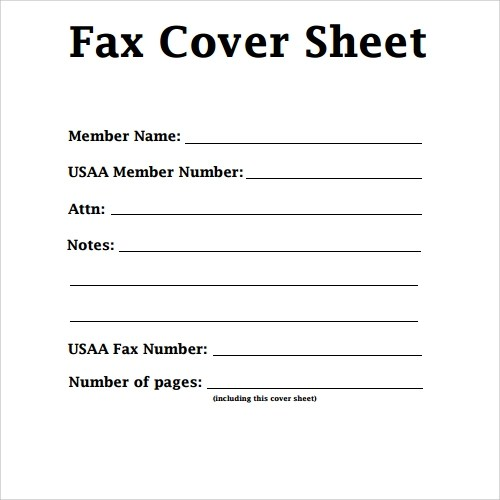 Fax Cover Sheet In Word Company Professional Fax Cover Sheet - sample professional fax cover sheet template