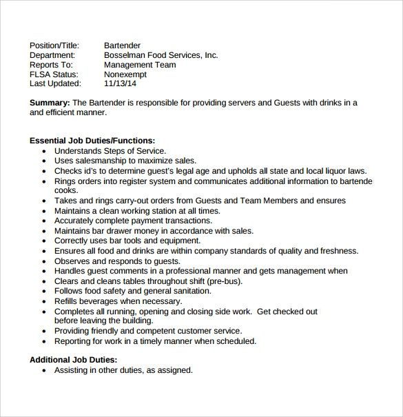 sample resume pdf download