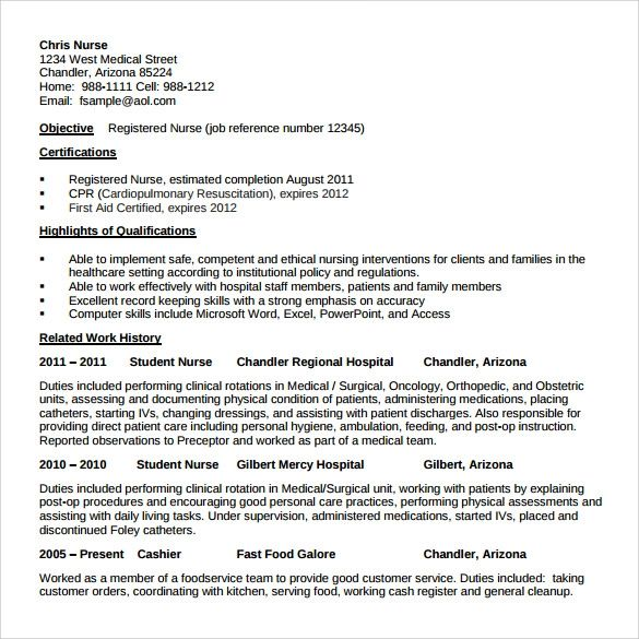 downloadable resume reference templates