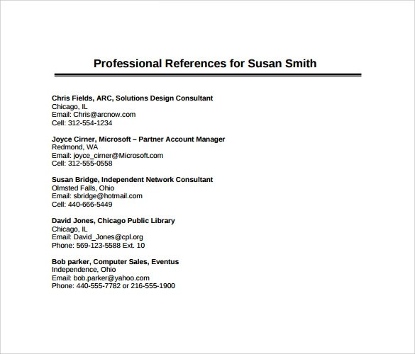 sample of resume references - Ozilalmanoof