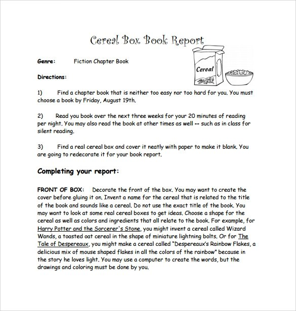 THESIS STATEMENT - Humber College example of book report form How to