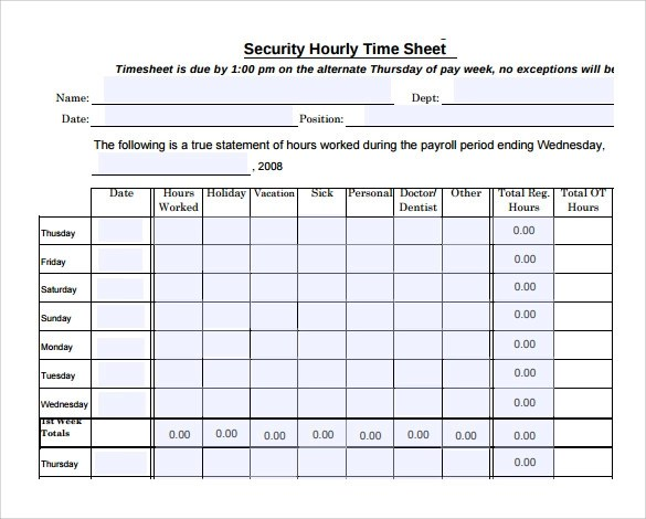 Hourly Timesheet Calculator  NodeResumeTemplatePaasproviderCom