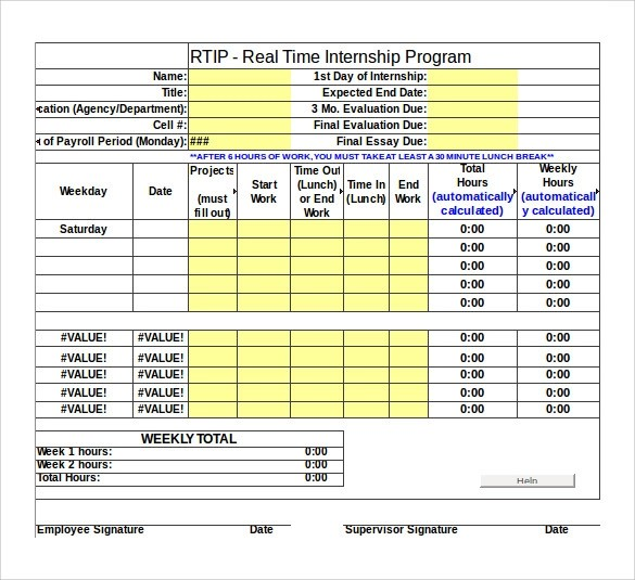 Sample Hourly Timesheet Calculator Hourly Timesheet Calculator - payroll timesheet calculator
