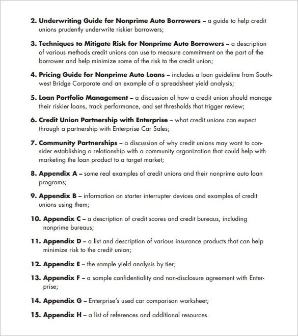 Sample Auto Loan Calculator - 8+ Documents in PDF