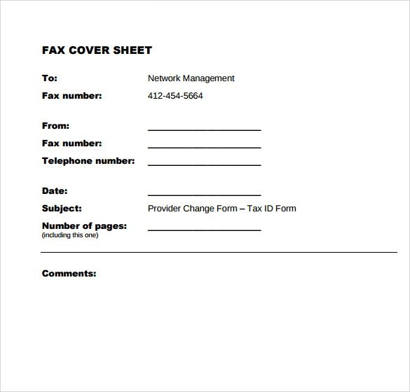 fax cover sheet for resume - solarfm
