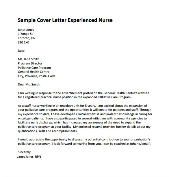 writing a cover letter veterinary - Cover Letter For Veterinarian