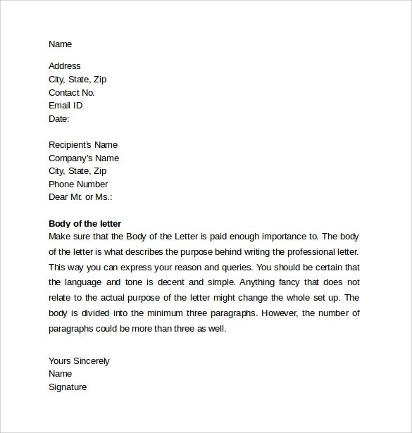 Contract Specialist Cover Letter Examples | Proper Resume Format Pdf