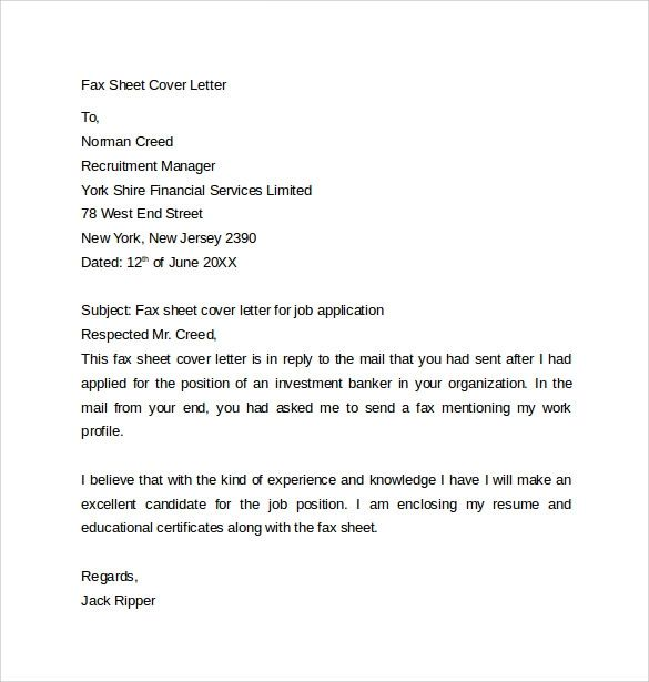 how to make a cover letter sample