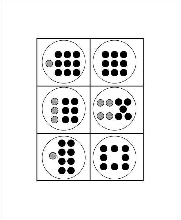 ... Sample Dot Game Template   9+ Documents In PDF   Dot Plot Example  Template ...