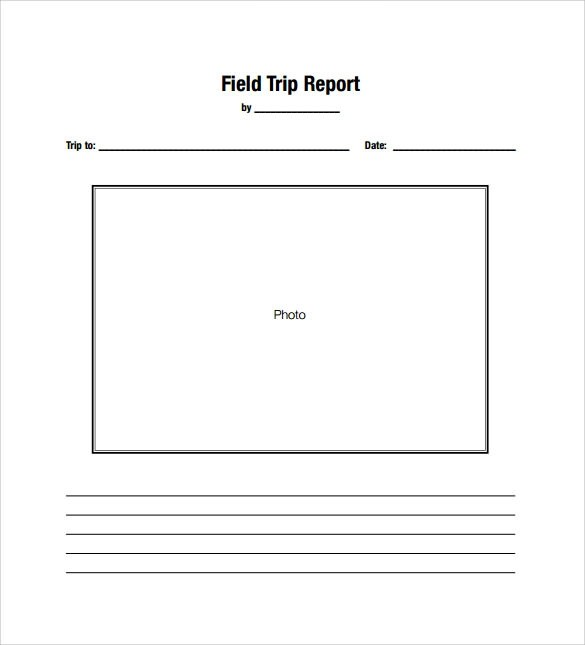 21 + Sample Trip Reports - Word, PDF, Google Docs, Apple Pages