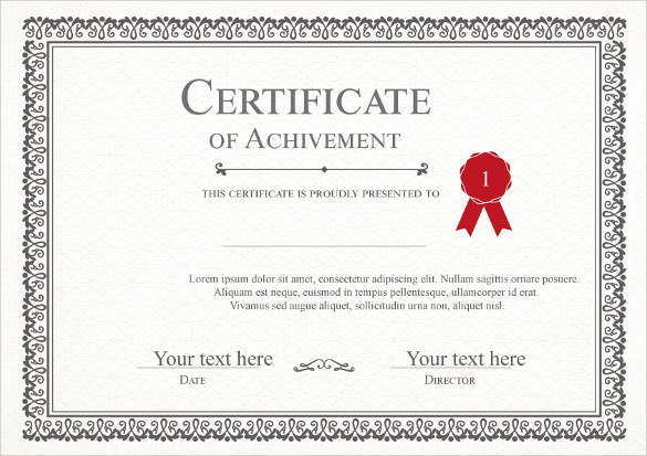 blank gift certificate - Printable Blank Gift Certificates