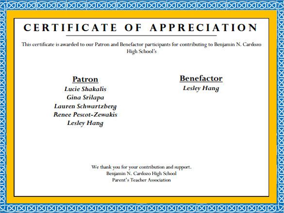 24 Sample Certificate of Appreciation Temaplates to Download - Sample Certificate Of Appreciation