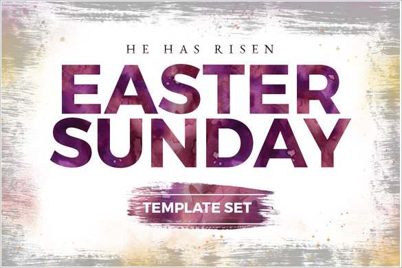 Easter Postcard Template - 10+ Samples , Examples , Format - sample easter postcard template