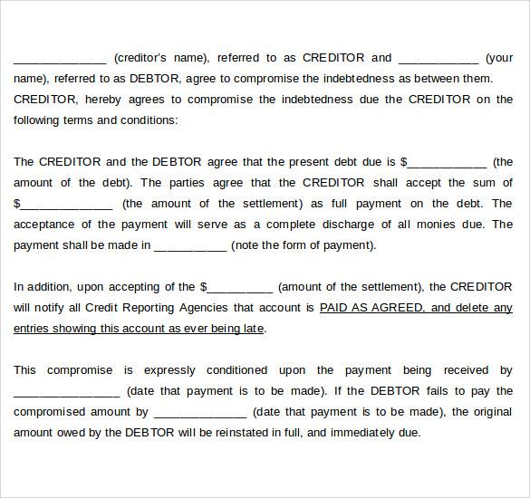 Note Payable Form [Template.billybullock.us ]