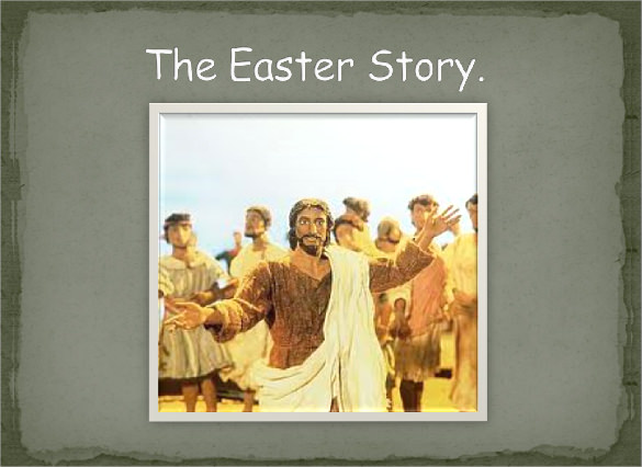 12 Easter PowerPoint Templates \u2013 Sample , Examples Format Sample
